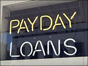 """Payday Loans"""