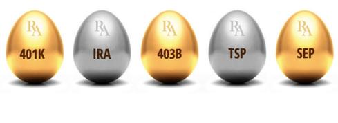 IRA rollover eggs