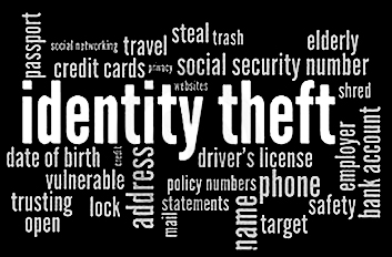 danger of identity theft