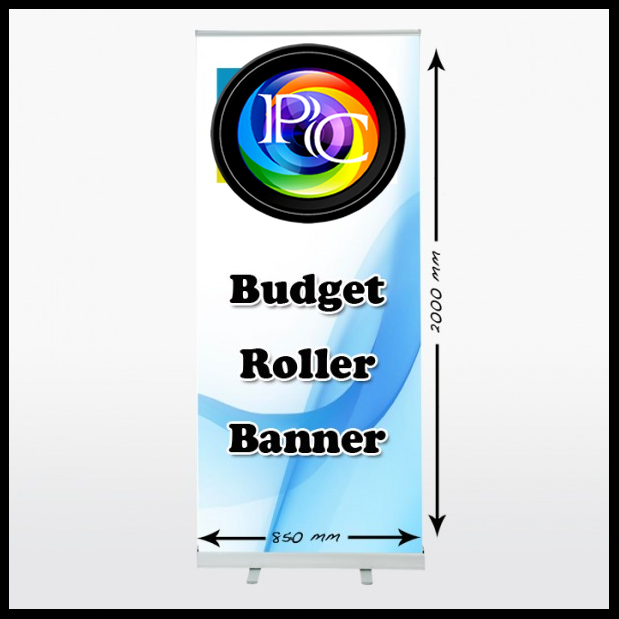 Same day business cheap roll up banner printing London PRINT IN LONDON