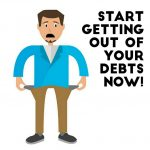 get out of your debts