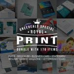 Royal Print Bundle