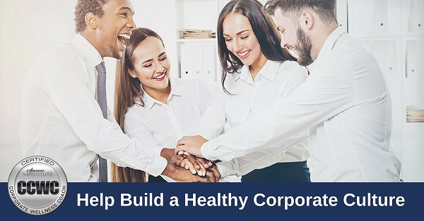 corporate wellness coaching certification